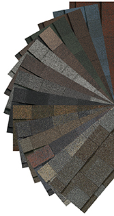 Asphalt Shingle Roofing Options in Nassau and Suffolk Counties on LI